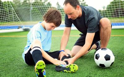Συνήθεις τραυματισμοί στην παιδική και εφηβική ηλικία